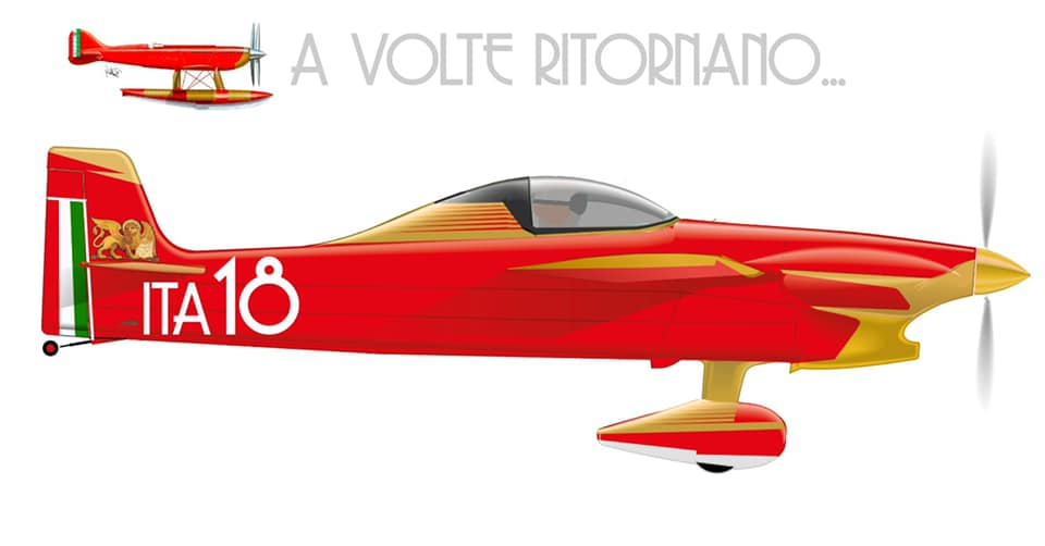 Spirit of Cittadella alla Reno Air Race
